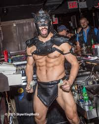Male Stripper Halloween Costume Leather Gladiator Stripper Gladiators Roman Soldiers
