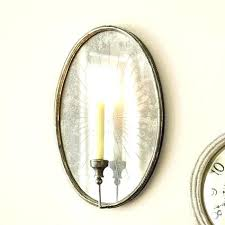 Gold Wall Sconce Candle Holder Ikea Gemenskap Wall Sconce Candle Holder Mirror Uttermost Brighton