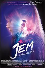 jem and the holograms 2016 films general pinterest films