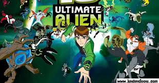 ben 10 ultimate alien hindi episodes hindi toons