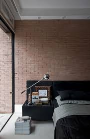 Modern Brick Wall by Unique 80 Brick Wall Bedroom Design Decorating Inspiration Of