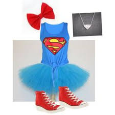 Halloween Costumes Supergirl Gracie Supergirl Michael Costume