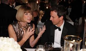 anna wintour makes seth meyers cry in new u0027late night u0027 video