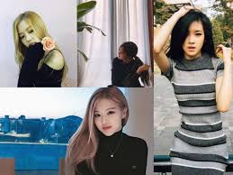 individually flawless blackpink u0027s off stage style decoded soompi
