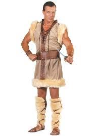 best costumes for men men s barbarian caveman costume the costume shop
