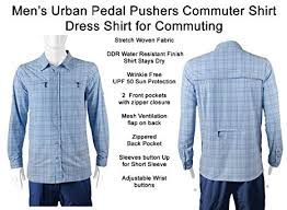 tall men u0027s urban pedal pushers dress shirt longer torso spf 50 x