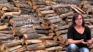how to determine what type of firewood is best for your