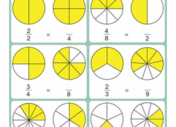 fractions worksheets u0026 free printables education com