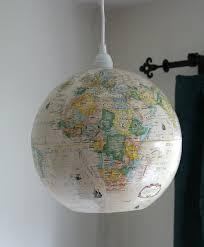 Globe Ceiling Light Diy Globe Ceiling Light Inspiration Diy