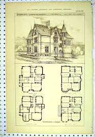 the sopranos house floor plan floor plans of the mansion olana frederic edwin church house for