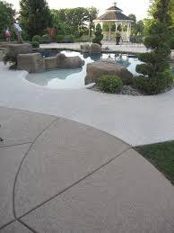 pool deck surrounds sundek concrete coatings and concrete repair