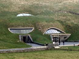 Berm Homes by Cliff Of Moher Visitors Center And Shops County Clare Ireland