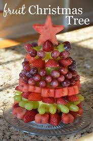 fruit christmas tree tutorial project nursery