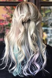 best 25 peekaboo color ideas on pinterest colored hair summer