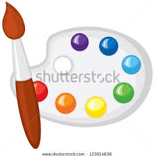 cartoon paintbrush stock images royalty free images u0026 vectors