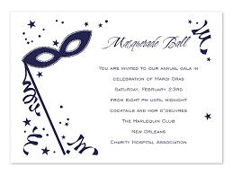 masquerade invitation wording cimvitation
