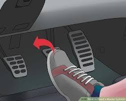 How To Bench Bleed Master Cylinder How To Bleed A Master Cylinder With Pictures Wikihow