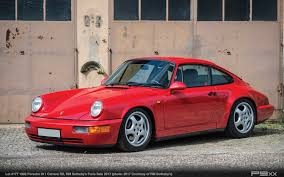 porsche 964 red three fantastic 964s planned for paris retromobile sale u2013 p9xx