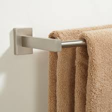 helsinki double towel bar towel holders bathroom accessories