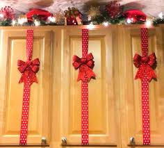 christmas decorations for kitchen cabinets 52 spectacular diy christmas decorations you must try this year