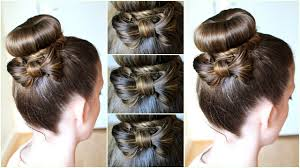 hair bow with hair bow hairstyle step by step fade haircut