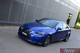 lexus is 200t australia 2016 lexus is 200t f sport front quarter forcegt com
