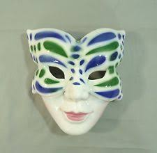 ceramic mardi gras masks fashion venetian mardi gras resin decorative masks ebay