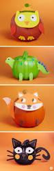 20 super cool diy outdoor halloween decorations cat pumpkin