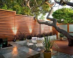 Backyard Patio Images by Best 25 Privacy Fences Ideas On Pinterest Backyard Fences Wood