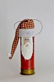 25 unique santa ornaments ideas on mini