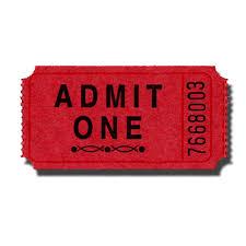 premium admit one roll tickets doolins