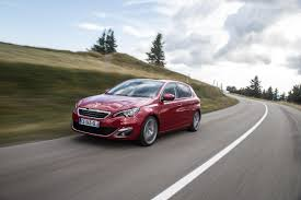 peugeot car of the year peugeot 308