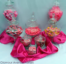 Pink And Black Candy Buffet by 396 Best Luxury Candy Buffet Images On Pinterest Sweet Tables