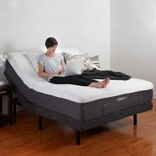 Sleep Number Bed Instructions Video Modern Sleep Adjustable Comfort Adjustable Bed Base Walmart Com