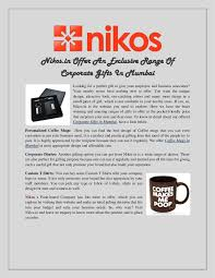 24 best gifts to mumbai nikos in offer an exclusive range of corporate gifts in mumbai