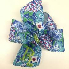 custom hair bows we the best monogrammed gifts personalized gifts for baby