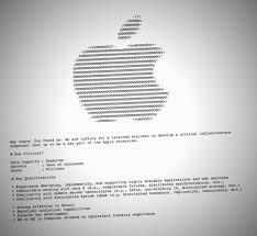 how we found that hidden apple job listing zdnet