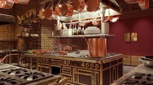 cgtalk lighting challenge 29 pixar tribute gusteau u0027s kitchen