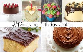 amazing birthday cakes 24 amazing birthday cake recipes you will needs chocolate