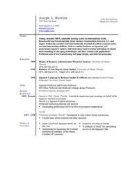 Sample Resume Objective by Resume Objective Statement Sample Http Jobresumesample Com 392