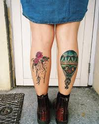 calf tattoos best ideas gallery