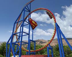 Six Flags Rides New Jersey Six Flags Discovery Kingdom Announces U201csuperman Ultimate Flight