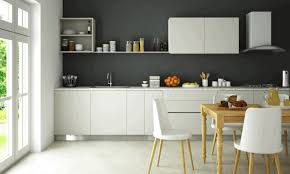 Kitchen Cabinet Rack Ikea White Shaker Cabinets Sleek Gray Granite Countertop Fancy