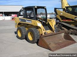 21073 by Used 2006 John Deere 320 Skid Loader For Sale In Pa 21073