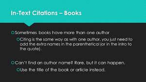 do you quote book titles in mla format mla format crash course ppt video online download