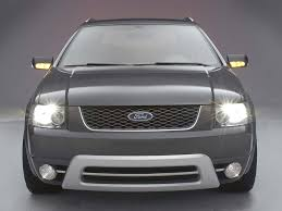 2006 Ford Freestyle Reviews 2003 Ford Freestyle Fx Concept Ford Supercars Net