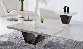 simple design white living room table opulent ideas coffee table