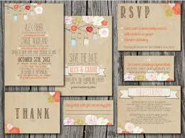 barn wedding invitations diy online resources to help you design gorgeous invitations