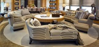 Curved Modular And Sectional Sofa Designs Home Design Lover - Custom sectional sofa design