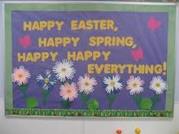 Easter Door Decorations For Daycare by 80 Best Easter Boards Doors Ideas Images On Pinterest